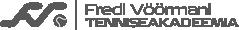 Unigrass Fredi Vöörmani Tenniseakadeemia logo