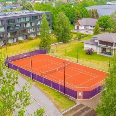 MyGames tenniseväljaku TopClay kate