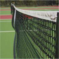 Tenniseväljaku postid ja võrk